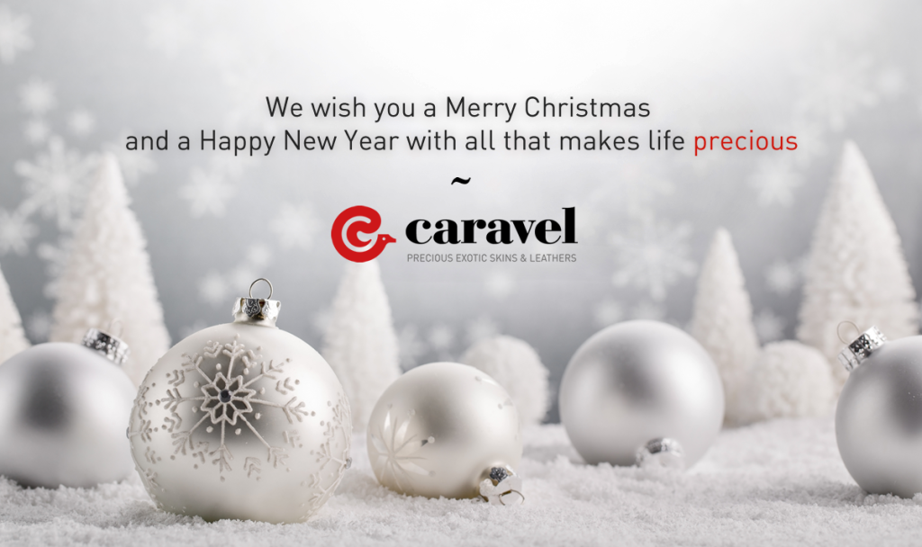 We wish you a Merry Christmas and a Happy New Year with all that ...