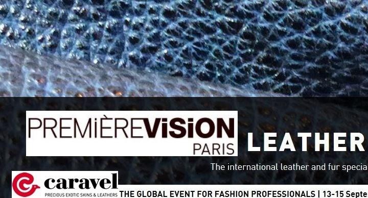 Premier Vision Leather Paris 2016